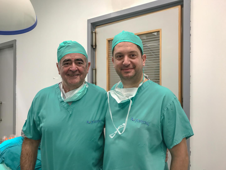 Dr Donnez & Dr Xiromeritis
